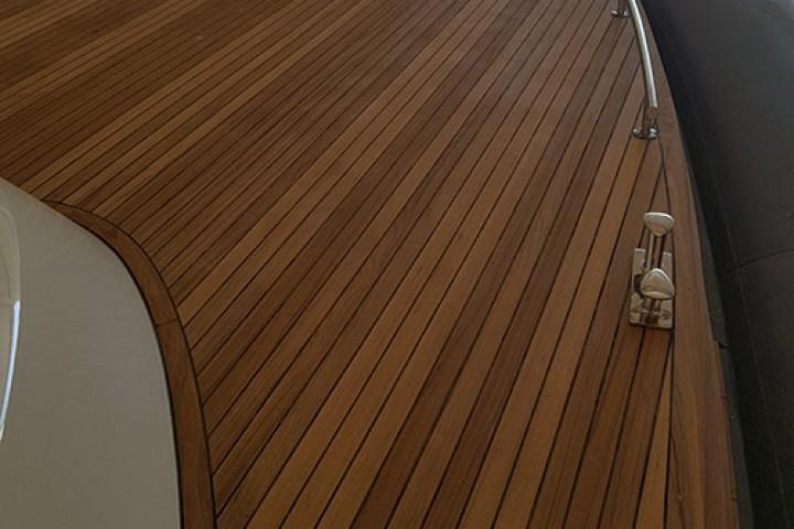 Assembly on board - Montaggio a bordo